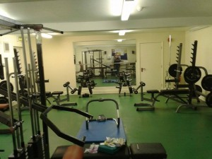 weights room 2